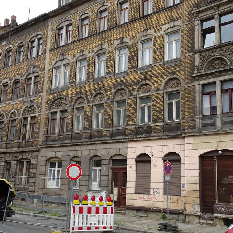 Drezno, Oederanerstrasse